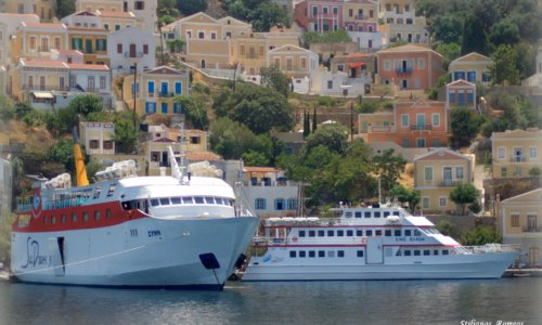 Sea dreams cruise to Symi