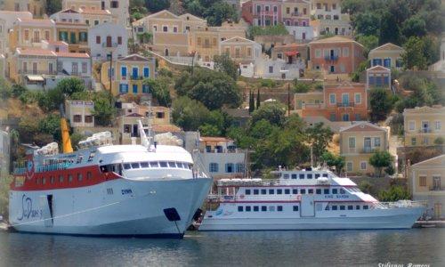 Sea dreams cruise to Symi