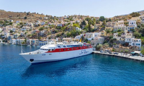Daytrip to Symi with Sea Dreams