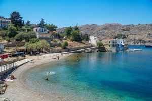 Nimporio Beach Symi